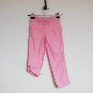 ❤ Cute Lightweight 2 in 1 Pants Capris Gir…